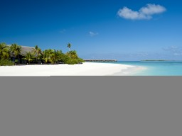 Dreamful sandy beach - Around the island the gorgeous beach offers everything you would expect from a paradise.