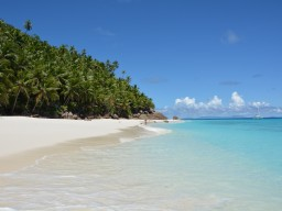 Dream beaches - Can you imagine anything better than relaxing on such a great beach?