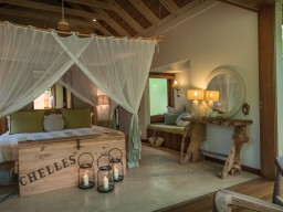 Honeymoon Beach Suite - Together enjoy complete tranquility and just switch off yourself.