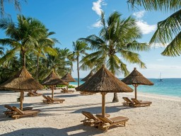 ZURI ZANZIBAR - The beautiful beach area invites for a relaxing time.
