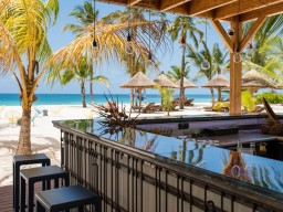 ZURI ZANZIBAR - Why not taking a drink at the trendy beach bar?