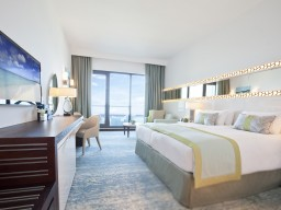 Sea View Room - Comfortable and clean rooms invite you for a rest and give a beautiful view of the ocean.