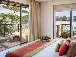 Anantara Kalutara Resort - Living example of a Master Bedroom with ocean view