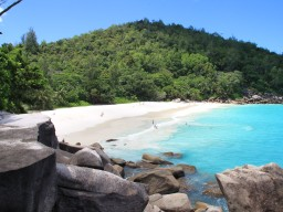 Anse Georgette - Experience the dream beach Anse Georgette.