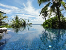 Infinity pool - Just relax