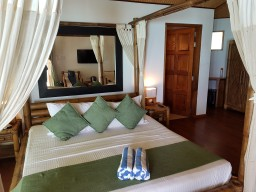 Safari Island - Room view - Comfortable furnished rooms
