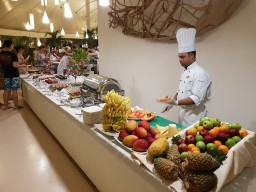 Safari Island - Meals in buffet form - All meals will be served in buffet form