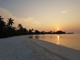 Safari Island - Sunsets - Enjoy wonderful sunsets on the beach
