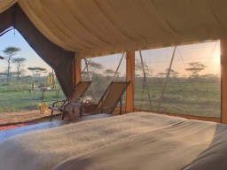 &Beyond Privat Safari - Overnight stays in the middle of the african bush