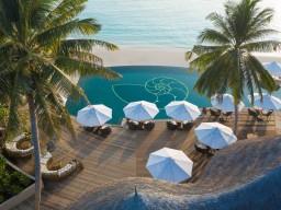 The Nautilus Maldives - Time for relaxing, doesn't matter if it's by the pool or in the ocean.