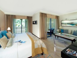 Deluxe Room - Tastefully furnished rooms invites you for a stay.