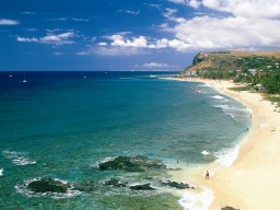 Plage des Aigrettes - Beautiful beach area, ideal for long walks and a cool refreshment in the ocean.