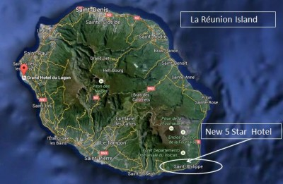 New LUX * 5 Star Hotel Location La Réunion