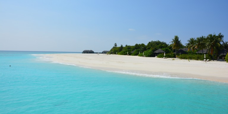 Dream beach - Around the island the gorgeous beach offers everything you would expect from a paradise.