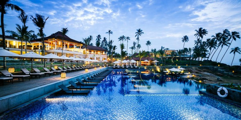 Anantara Peace Haven - Tangalle Resort - Pool are for a refreshment