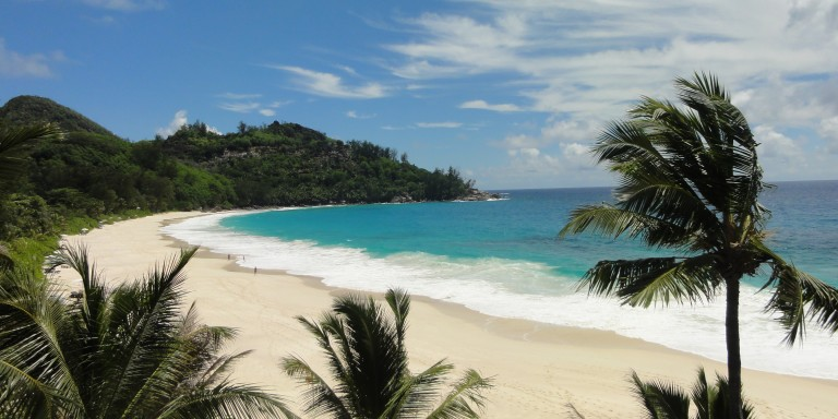 Anse Intendance - Just beautiful!
